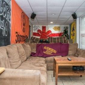 Living Room - 440 Wood Street