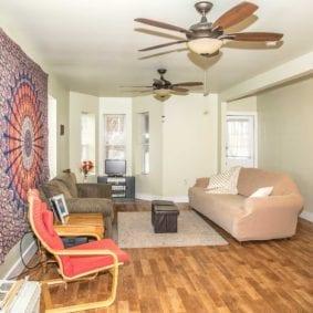 Living Room - 428 East 3rd Street