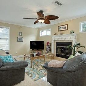 Living Room - Arricola Ave.