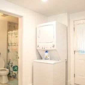 Bathroom Washer Dryer - 500 East 3rd Street