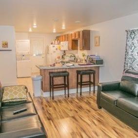 Living Room - 500 East 3rd Street