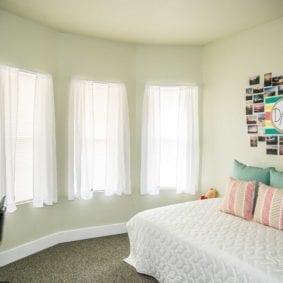 Bedroom - 554 East 3rd Street