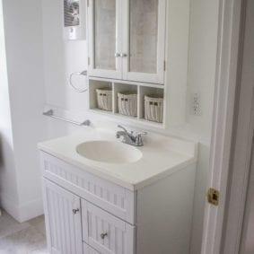 Bathroom - 600 East 2nd St.