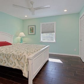 Bedroom - 160 Inlet Drive
