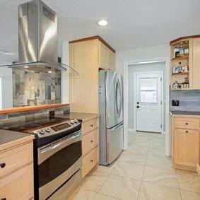 Kitchen - 160 Inlet Drive