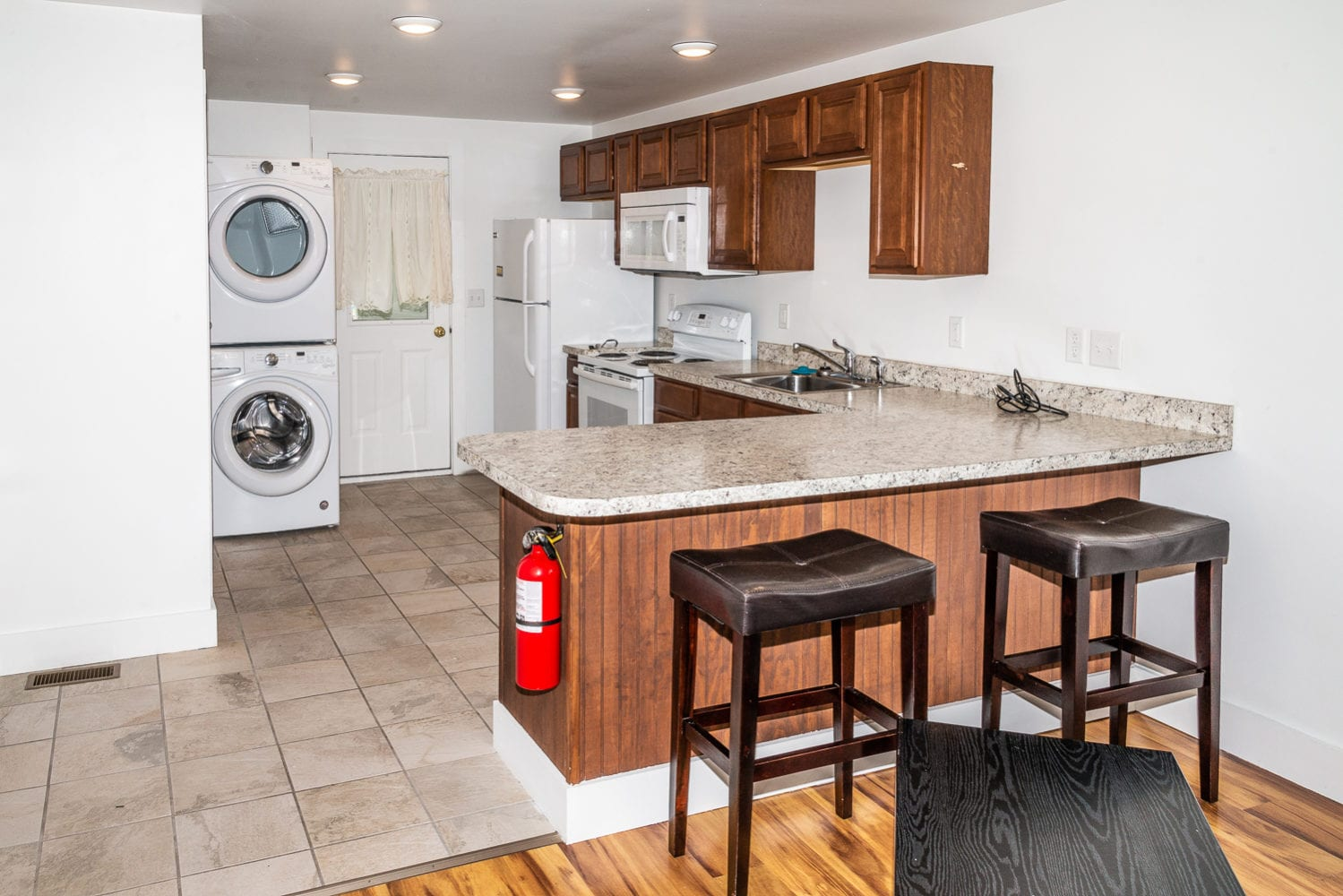 Fully Remodeled Kitchens