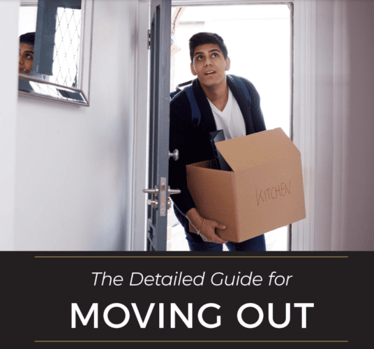 Moving Out Guide